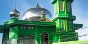 Masjid Raya Al-Amin Dolok