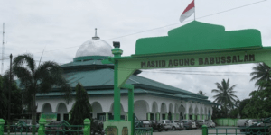 Masjid Raya Babussalam – Timika Papua