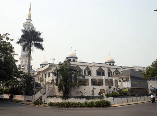 Masjid Raya Baitussyakur Batam