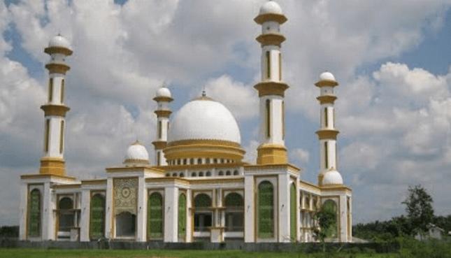 Masjid Raya Kisaran, Sumatera Utara