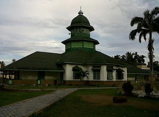 Masjid Raya Kotapinang Labuhanbatu Selatan