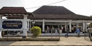 Masjid Sunan Kalijaga Kadilangu Demak