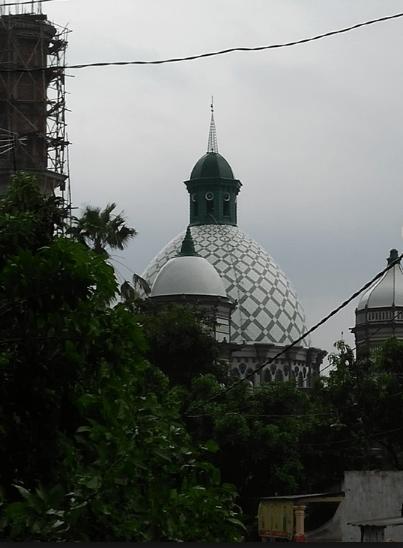 Masjid Tiban – Beji Pasuruan