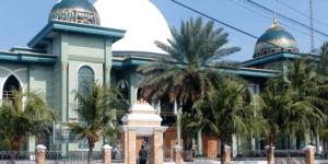 Masjid Tiban Pangkah, Gresik
