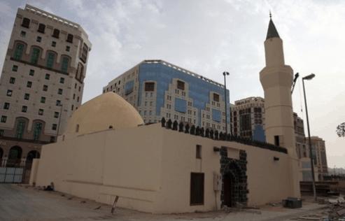Masjid Umar Bin Khattab, Madinah
