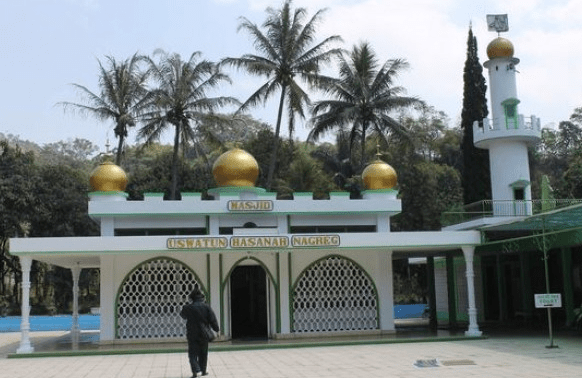 Masjid Uswatun Hasanah, Nagreg