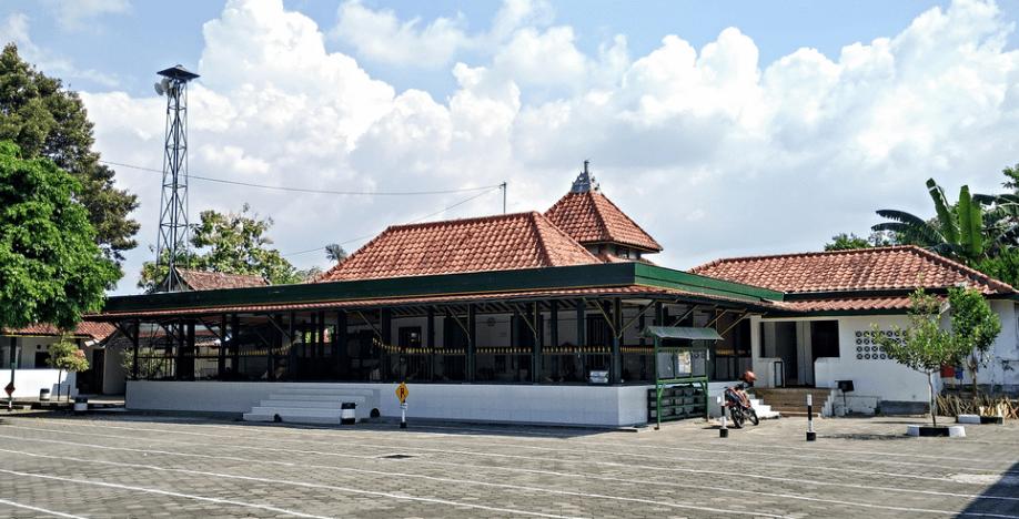 Masjid Wotgaleh, Yogyakarta