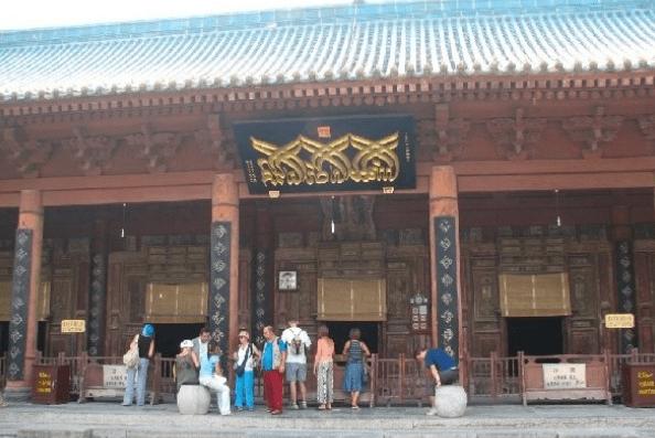 Masjid Zhenjiao, Kota Shanghai