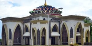 Masjid dan Islamic Centre Kotabumi