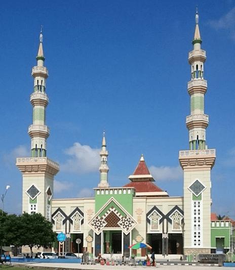 Renovasi Masjid Agung Kota Tegal