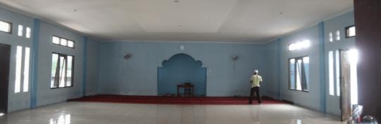 arsitektur Masjid Agung Al-Fatah