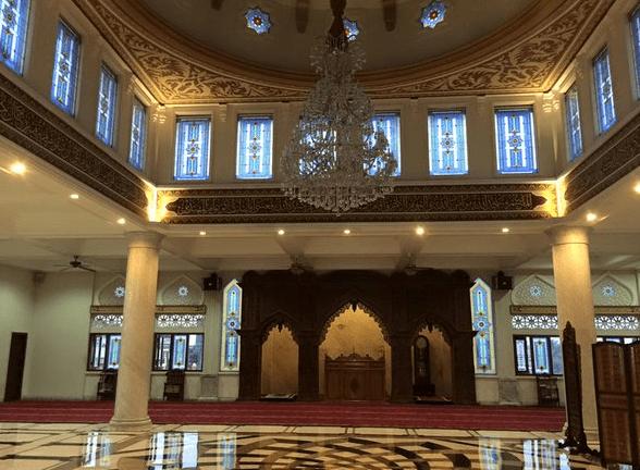 arsitektur Masjid Agung Harakatul Jannah