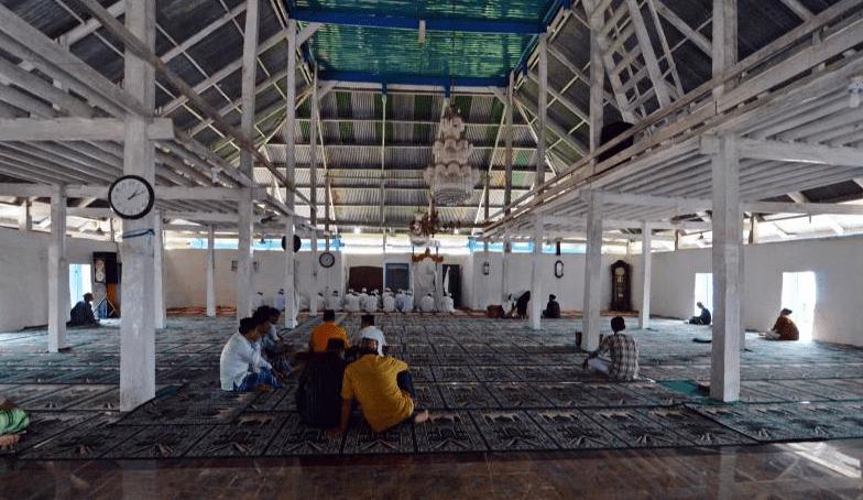 arsitektur Masjid Agung Keraton Buton