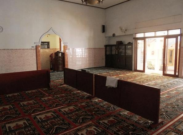 arsitektur Masjid Damarjati – Masjid Tertua di Salatiga
