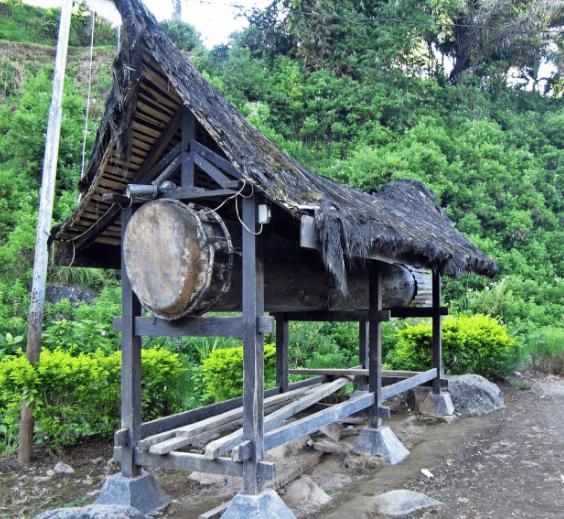 bedug Masjid Tuo Kayu Jao