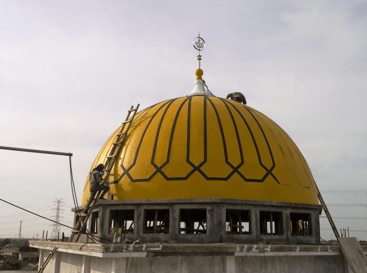 grc kubah masjid