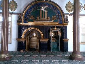 interior Masjid Tiban – Beji Pasuruan