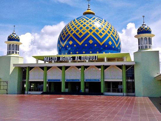 masjid agung al buruj