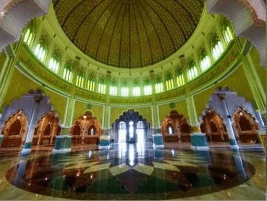 masjid agung al iklas ketapang