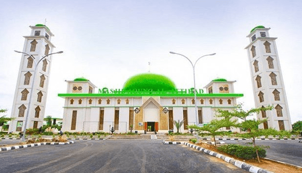 masjid agung al ittihad