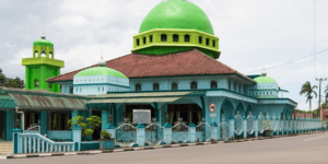 masjid agung al mabrur