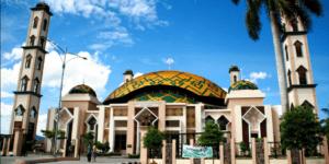 masjid agung al muhsinin