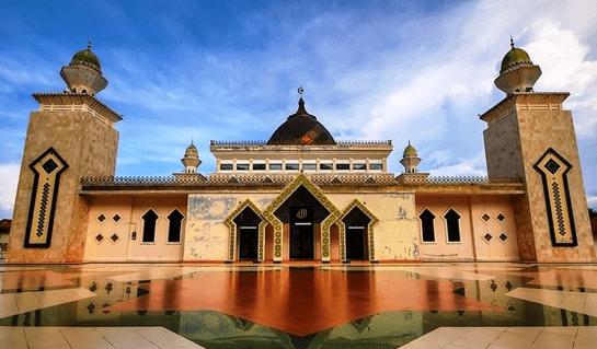 masjid agung babbusalam
