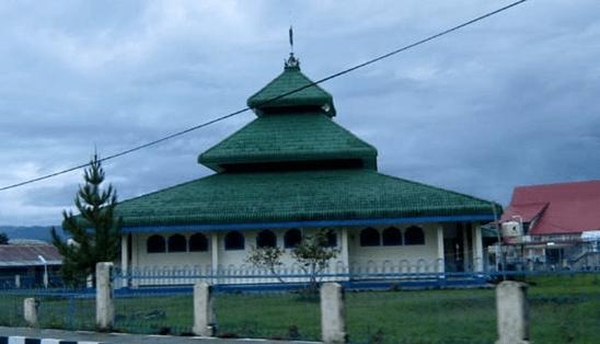 masjid agung baiturahman