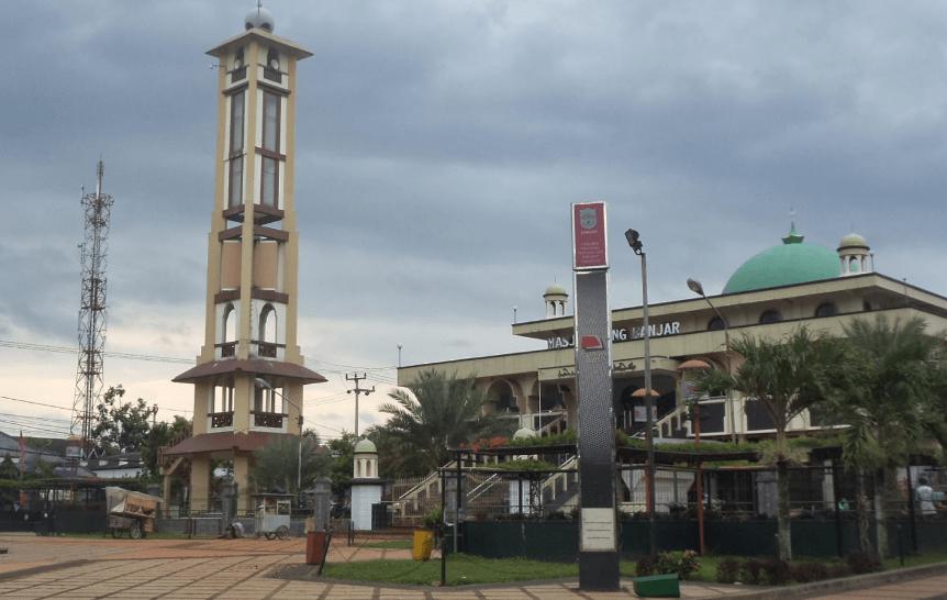 masjid agung banjar