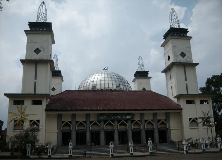 masjid agung garut