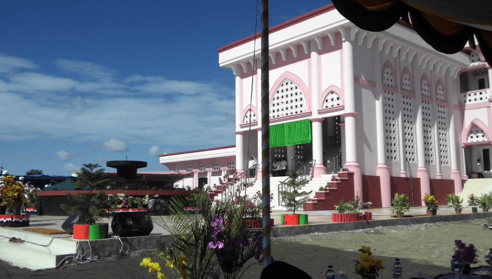masjid agung iqro