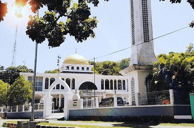 masjid agung jabal rahmah.