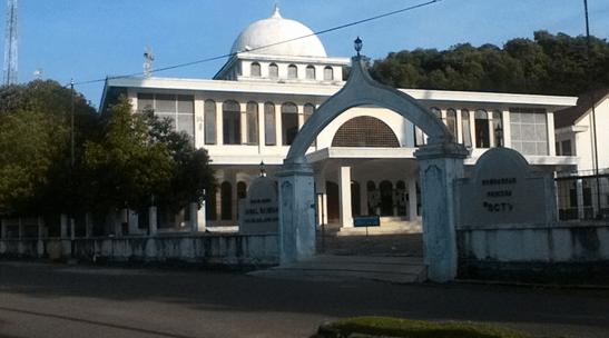 masjid agung jabal rahmah