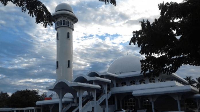 masjid agung janeponto