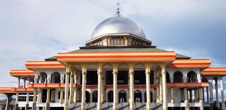 masjid agung nurul makmur