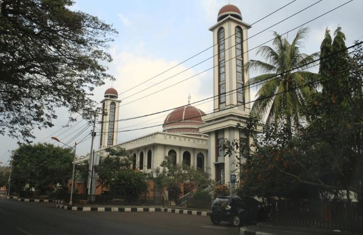 masjid agung subang