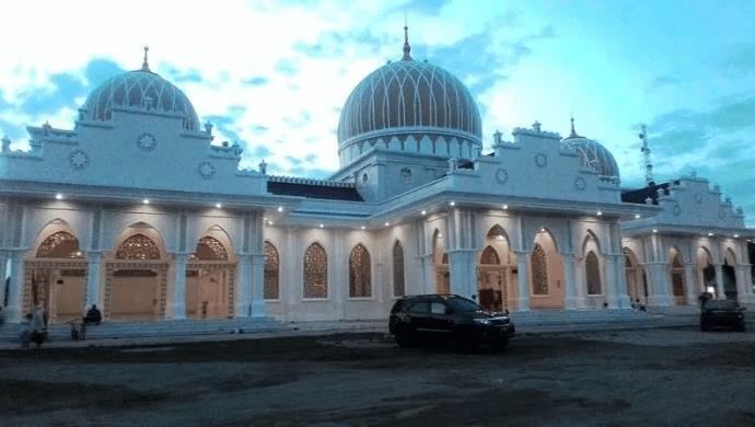 masjid agung sultan jeumpa.