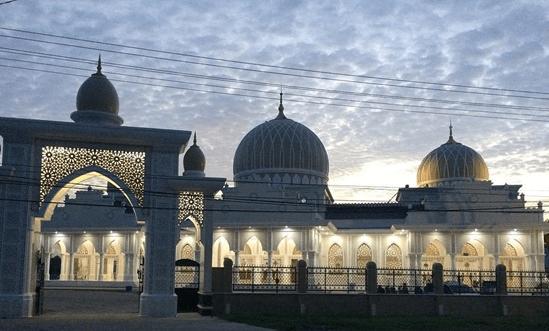 masjid agung sultan jeumpa