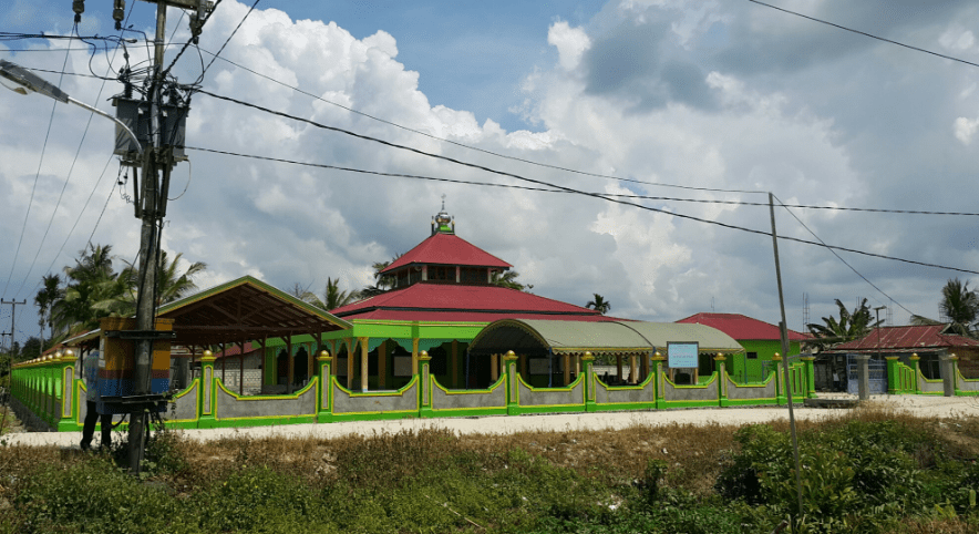 masjid al islah arso IX