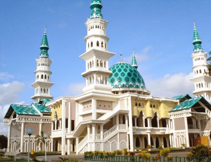 masjid al mujahidin