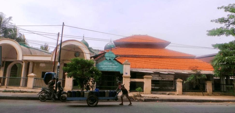 masjid al-mukarromah