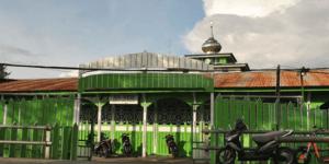 masjid anur agast asmat