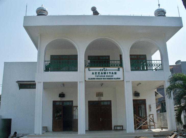 masjid azzawiyam