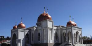 masjid baitul makmur krueng sabee.