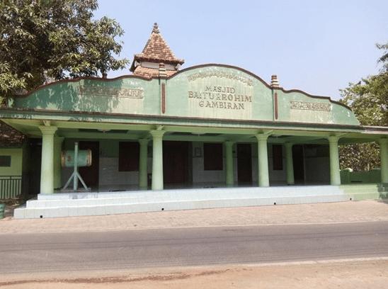 masjid baiturohhim