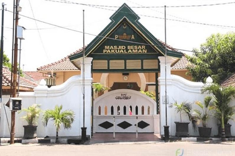 masjid besar pakualaman