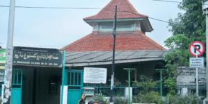 masjid jami' kampung baru