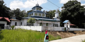 masjid jami nanga pinoh