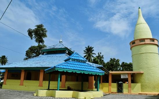 masjid raja haji abdul ghani