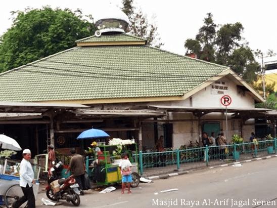 masjid raya al arif